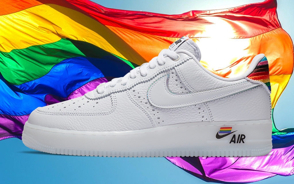 Nike BeTrue Collection 2020 Nike Air Force 1 Low BeTrue