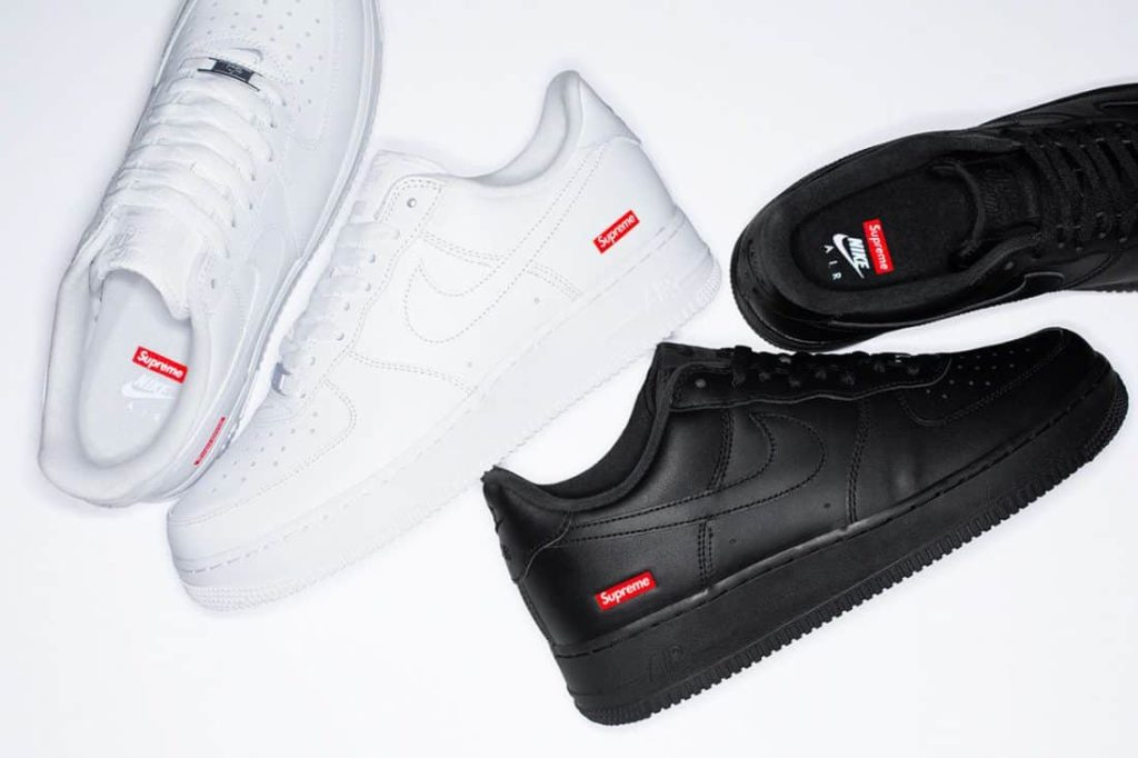 Air force 1 x Supreme