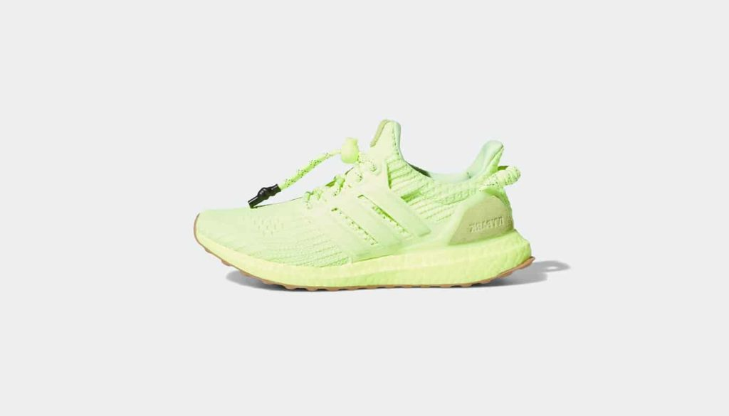IVY PARK x adidas Ultra Boost Hi Res Yellow