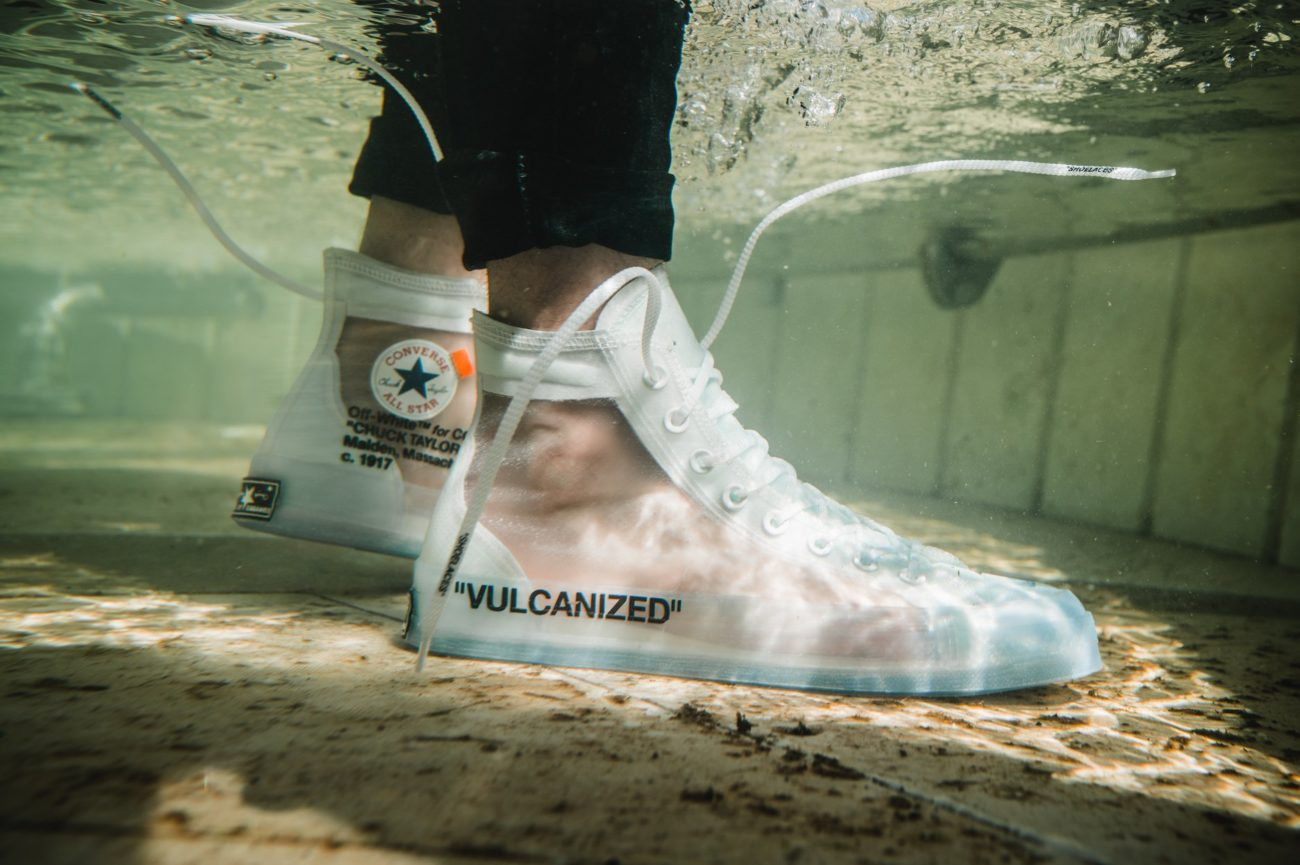 Chuck Taylor Off-White